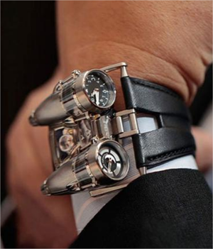 10 diseños de relojes realmente llamativos para geeks