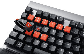 Corsair -  New Vengeance Gaming Keyboards and Mice