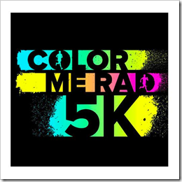 i won color me rad 5k entry