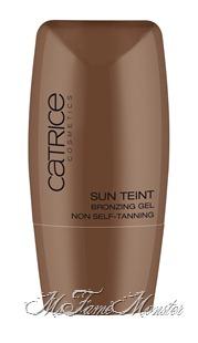 Sun Bronzig Gel - Non Self-Tanning