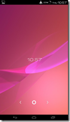 Xperia Z2 Live Wallpaper