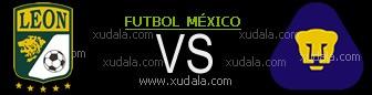 León vs Pumas UNAM