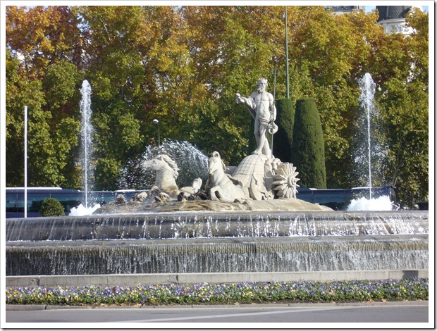 Madrid_fuente de neptuno