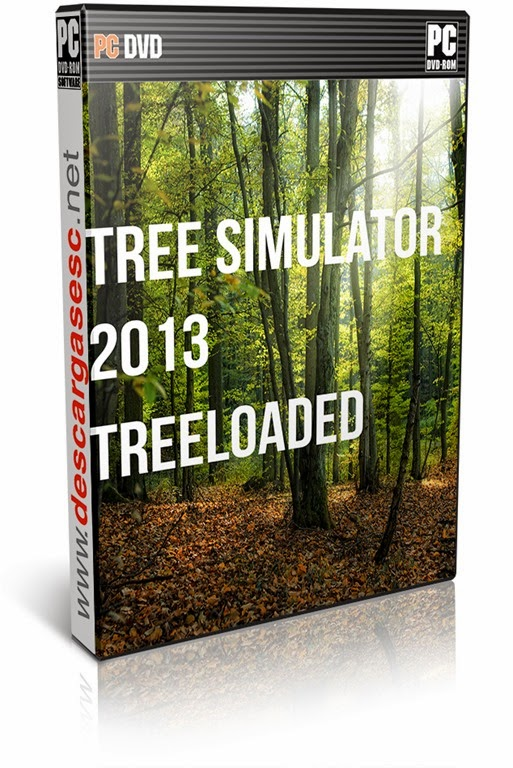 Tree Simulator 2015 Treeloaded-DEFA-pc-cover-box-art-www.descargasesc.net