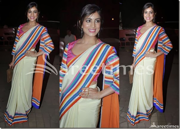 Pallavi_Sharda_Manish_Arora_Saree