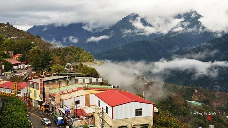 台中 梨山 雲海 参山國家風景區
