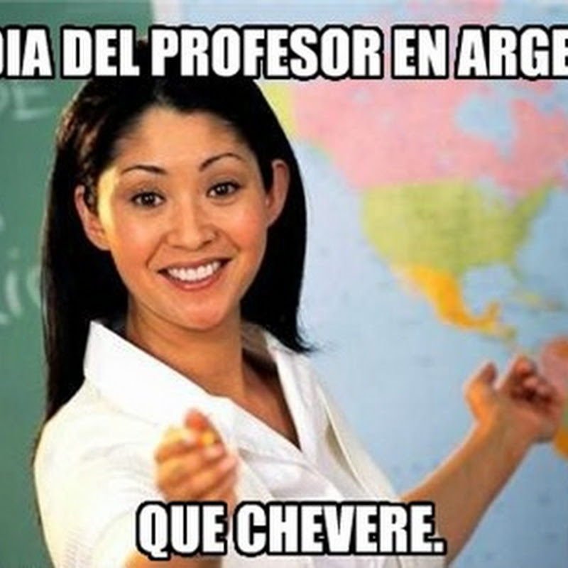Día del Profesor en Argentina