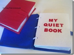 My Quiet Book cover