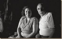Os avós - Adozinda e Manuel