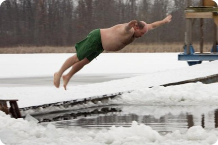 polar dip