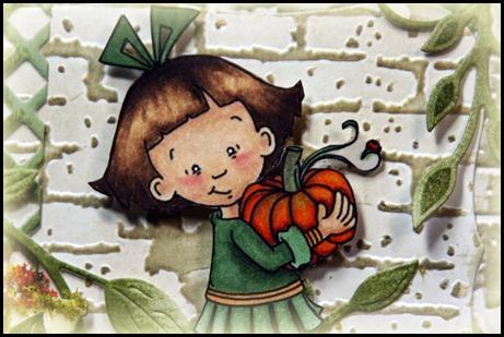 Sassy Cheryl's, Sassy Sally's Fall Pumpkin
