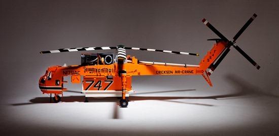 Helicóptero de Legos 01