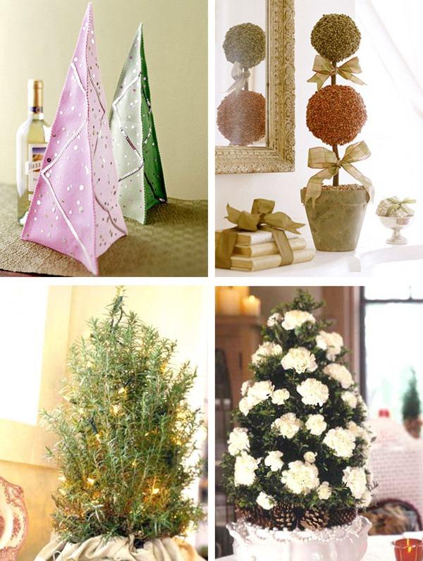 Árboles de Navidad de Sobremesa