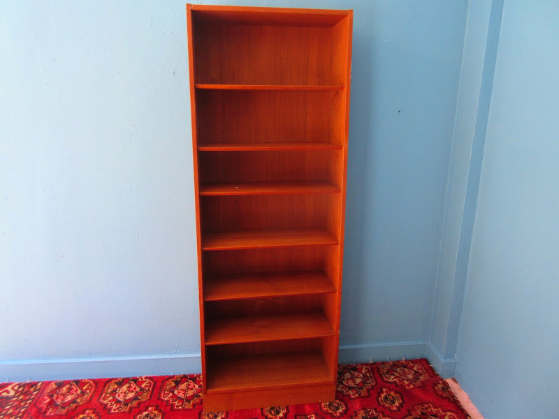 Danish Modern Bookcase 1