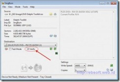 Tips dan Cara Burning DVD atau CD di windows