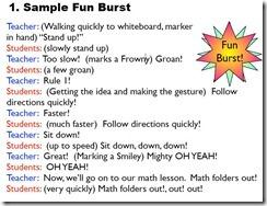 Fun Burst script