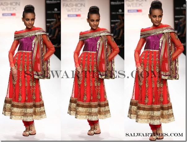 Payal_Kapoor_Red_Designer_Salwar_Kameez