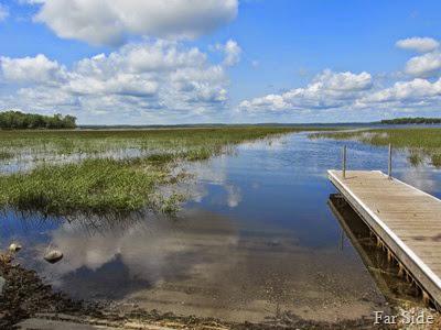 Height of Land lake