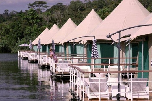 Four Rivers Floating Lodge, Cambogia