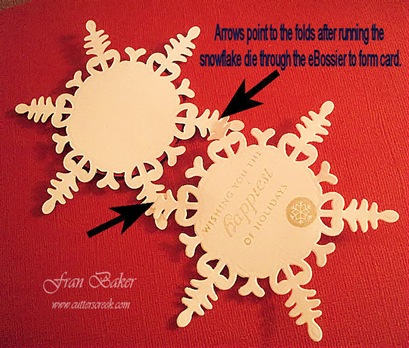 Snowflake Card_Inside