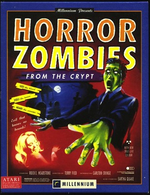 Horror - Zombies from the Crypt