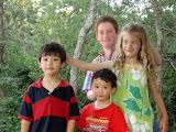 Kai, Eidan, Matthew, and Alexandra