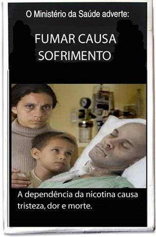 FLAGRANTE - AD Cigarro X morte1