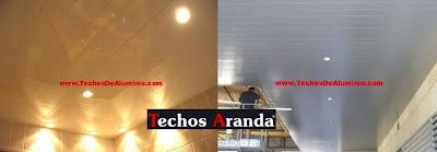 Techos de aluminio en Bétera