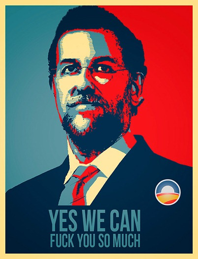 rajoy yes we can