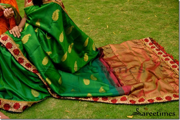 Green_Kanchi_Saree