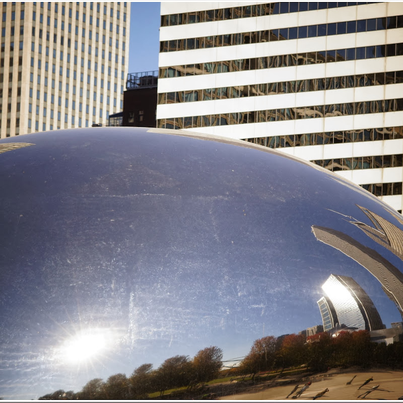 9 Cloud Gate by Anish Kapoor free pictures