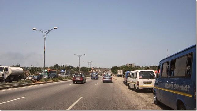 Walker Bush, N1 Highway