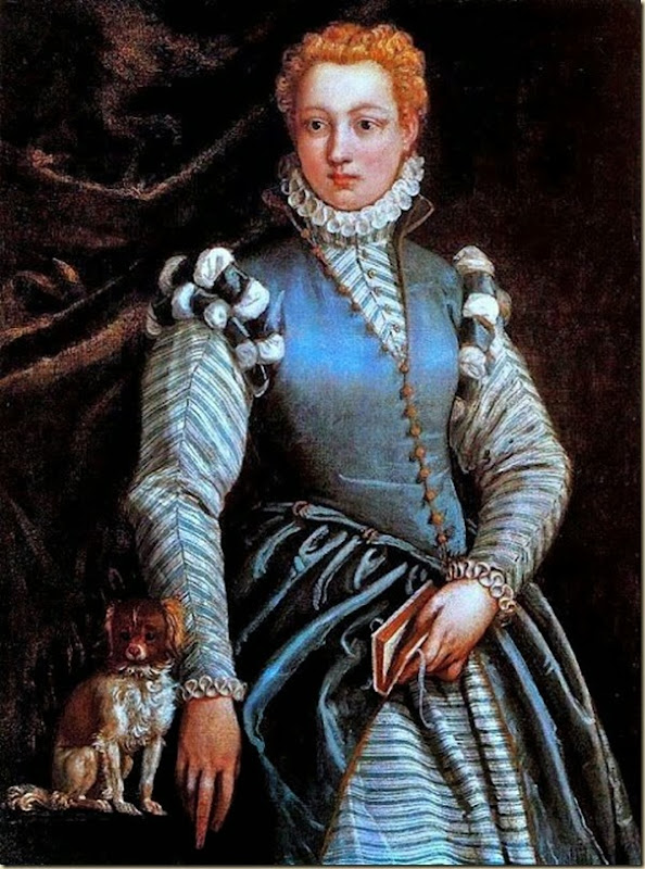 Véronèse, Portrait de femme