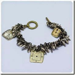 steampunk bracelt