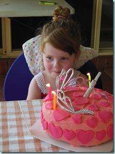 Lilian w cake