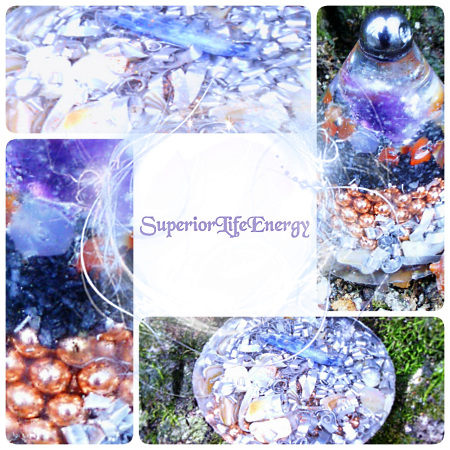 SuperiorLifeEnergy Orgonite