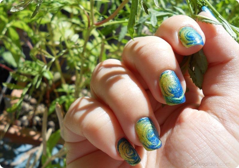 nail art - soffio di dea - layla - softouch - 5