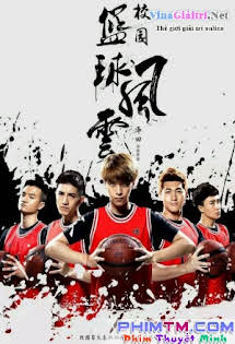 Đội Bóng Rổ Phong Vân - Fy School Basketball Tập 12 13 Cuối