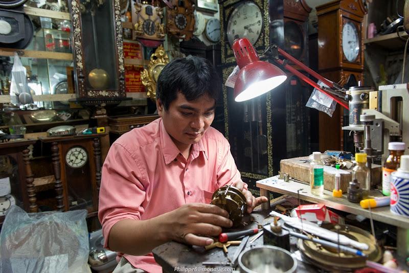 l'horloger de Chinatown