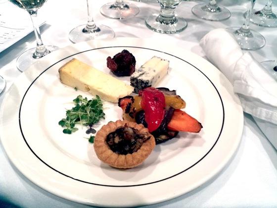 Vegetarian Tasting Plate