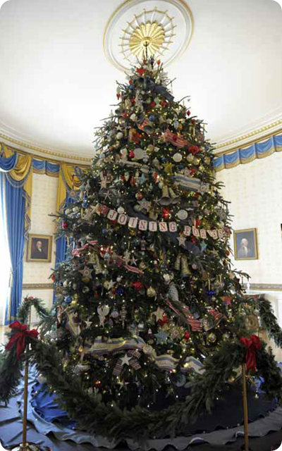 2012 White House Christmas Tree