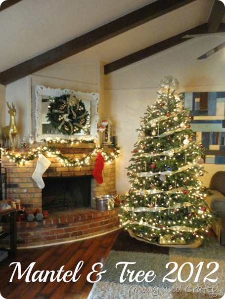 Mantel & Tree 2012