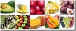 Frutas Dezembro