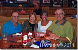 Meeting more bloggers at Myrtle Beach