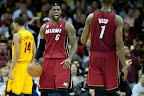 lebron james nba 130320 mia at cle 20 Tale of Two Halves, Two Pairs. LeBron, Heat Erase 27 Point Deficit for Win #24!