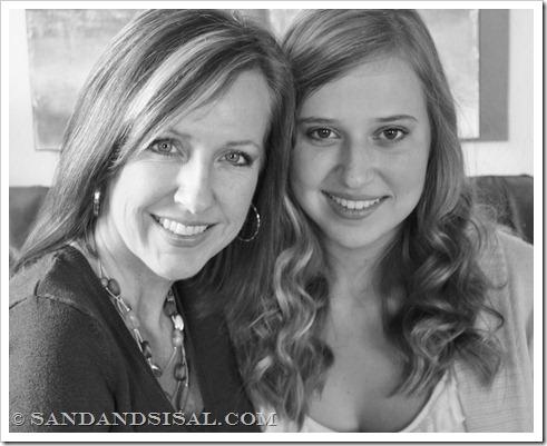 Morgan & Mom