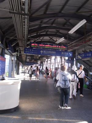 3日目。今日は台南に行きます。