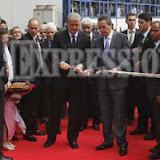 La 47e foire internationale d'Alger inaugurée hier le premier ministre aux industriels étrangers : «Venez produire chez nous»