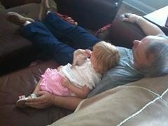 gdaddy cuddle
