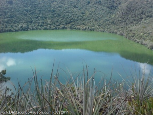 Laguna-de Guatavita-Leyenda-del-Dorado
